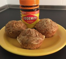 Vegemite and Cheese Muffins